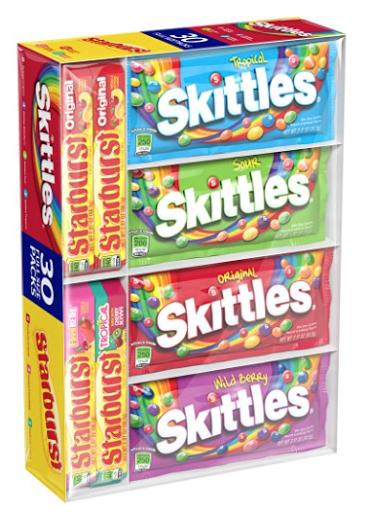 Skittles & Starburst 3...