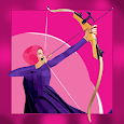 Girls archery 2D