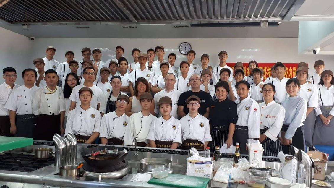 Escola de Hotelaria e Turismo do Douro – Lamego desloca-se à China