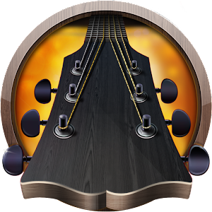 Chromatic Guitar Tuner Icon
