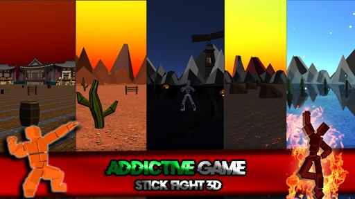Stick Fight 3D 2.3 screenshots 1