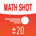 Math Shot Add and Subtract within 20 icon