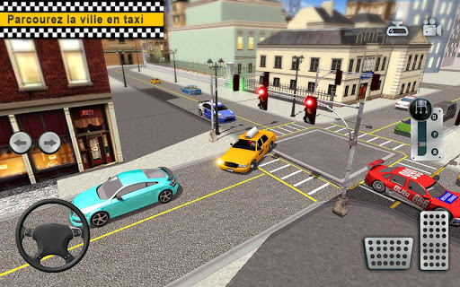 Code Triche ville Taxi chauffeur sim 2016: multijoueur taxi 3d APK MOD screenshots 3