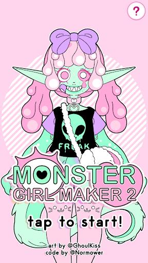 Monster Girl Maker 2 1.2.1 screenshots 1