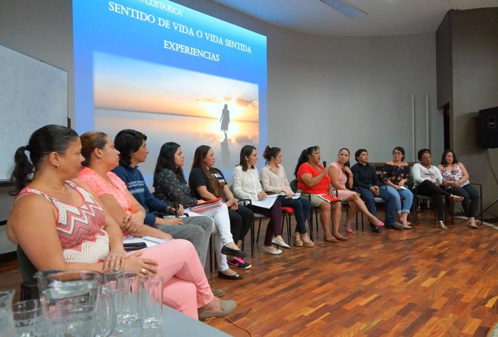 PRIVADAS DE LIBERTAD COMPARTIERON CON ESTUDIANTES DE ORIENTACIÓN EN LA UCR