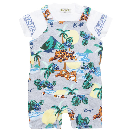 Primary image of Kenzo Kids 2 Piece Outfit Set