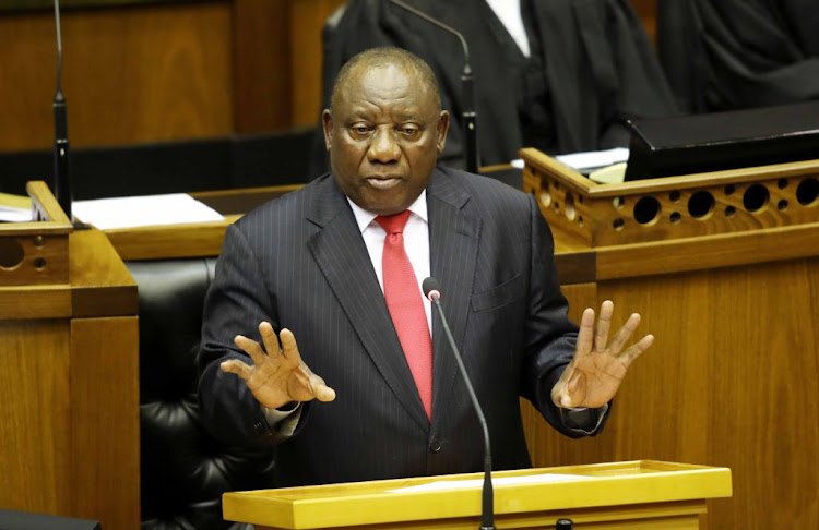 President Cyril Ramaphosa says neither restructuring, nor refinancing, nor cost cutting, nor tariff increases, nor better plant maintenance on their own will save Eskom.
