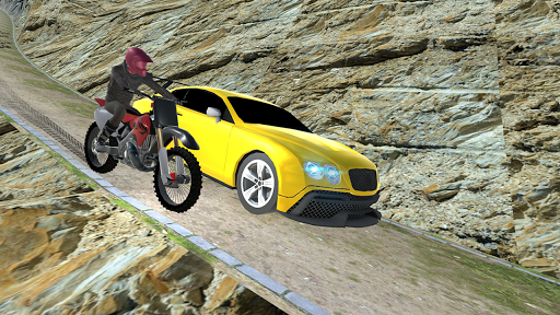 Little Bheem Game Bike  captures d'u00e9cran 2