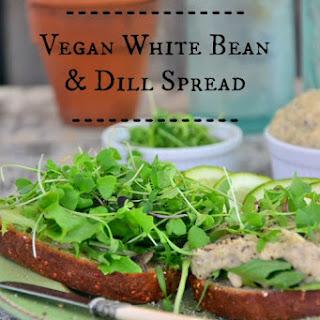 Vegan White Bean & Dill Spread Recipe