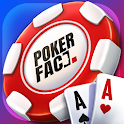 Poker Face - Texas Holdem‏ Poker With Your Friends icon