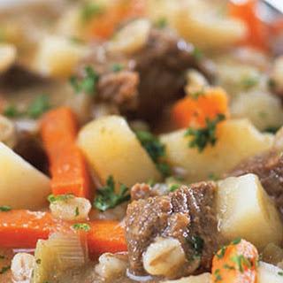 A Classic Irish Stew
