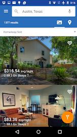 HomeAway VRBO Vacation Rentals Screenshot 2