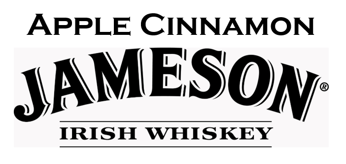 Logo for Apple Cinnamon Jameson