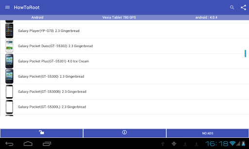 Root Android all devices apk screenshot 17