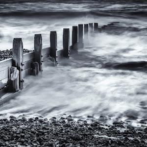 FOAMY CROMER SEA by Jan Murphy.jpg