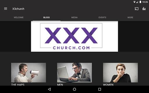 X3church 3.12.2 Screenshots 8
