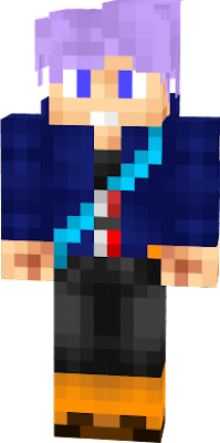 Trunks Nova Skin - Skins para minecraft pe trunks