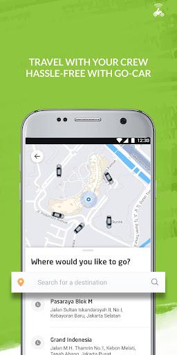 GO-JEK screenshot 1