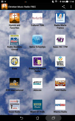Christian Music Radio FREE