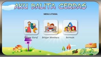 Screenshot of Paket Belajar Membaca