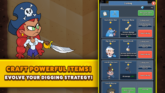 Tap Tap Dig 2: Idle Mine Sim  Apk Download For Android and Iphone 7