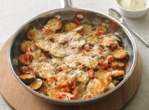 Kraft's Parmesan Zucchini Recipe