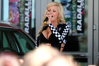 Photo: Norjalainen blondi: Lene Alexander