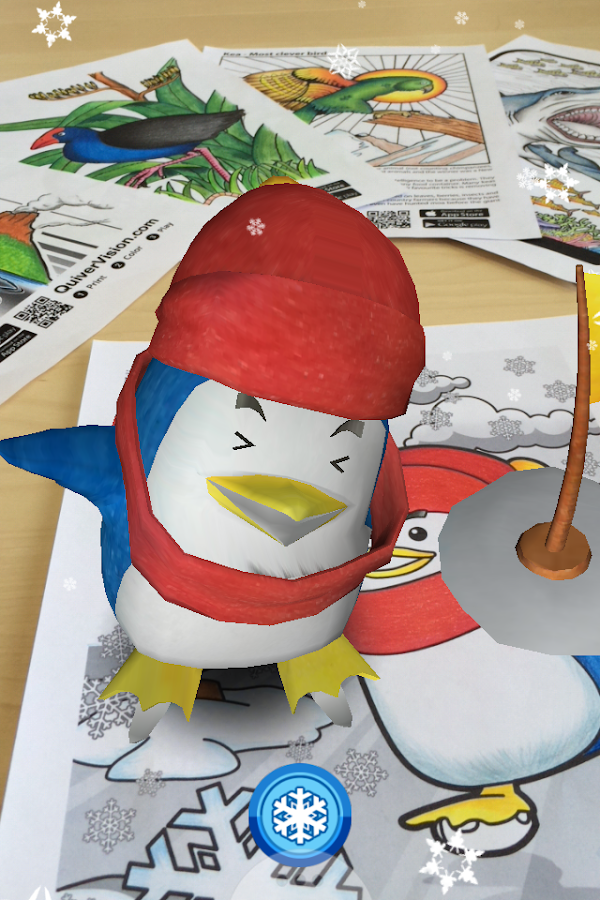 Quiver 3d Coloring App Android Apps On Google Play
