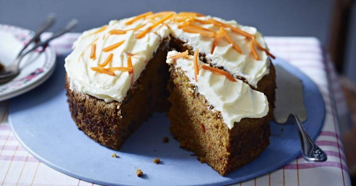 Carrot Cake Recipe Uk With Oil: 10 Best Carrot Cake Topping Recipes