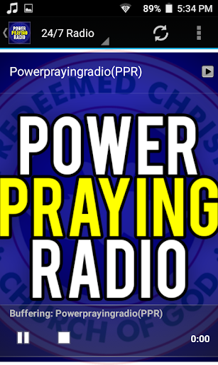 Power Praying Radio (PPR)  screenshots 2