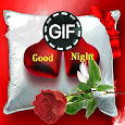 Good Night Gif Images Animated icon