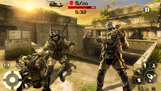 Firing Squad Shooter Arena: Fire Free Special Ops 2