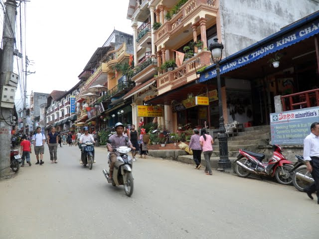 sapa town, things to know before you go sapa