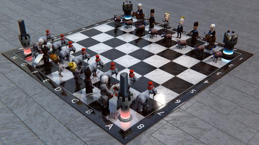Political Chess 3D 1.4 screenshots 1