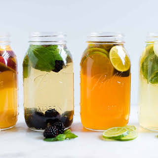 4 Healthy Iced Tea Recipes For Summer.