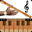 Real Flute & Recorder - Magic Tiles Music Games apk