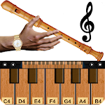 Real Flute & Recorder - Magic Tiles Music Games Icon