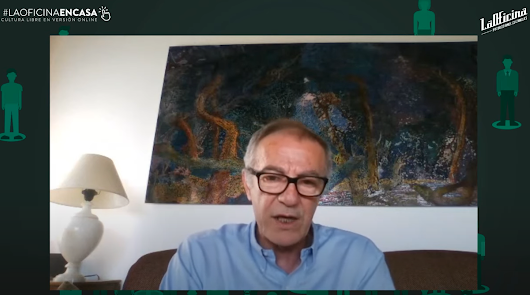 """José Guirao: """"La cultura está siendo el gran soporte del confinamiento"""""""