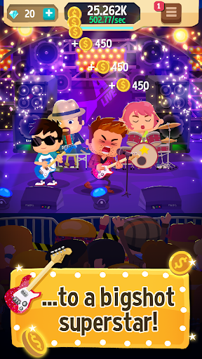 Beat Bop: Pop Star Clicker - screenshot