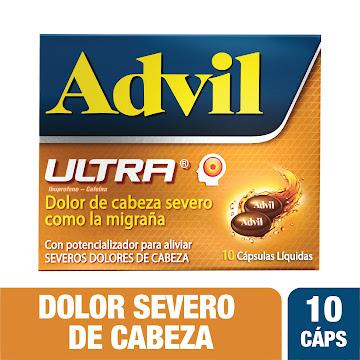 ADVIL ULTRA Tabletas