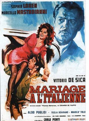 Mariage italienne