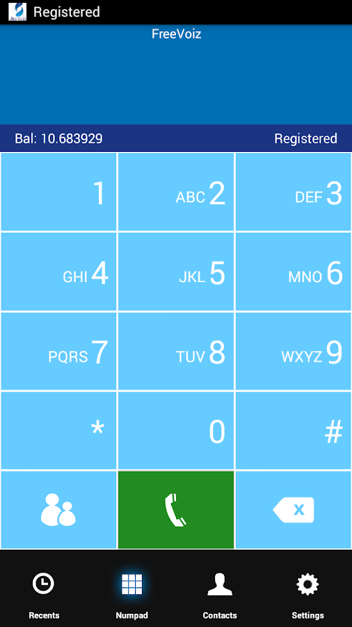 Avon Dialer- screenshot