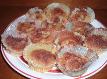 French Breakfast Puffs Recipe