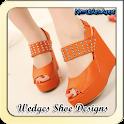 Compensées Chaussures Designs icon