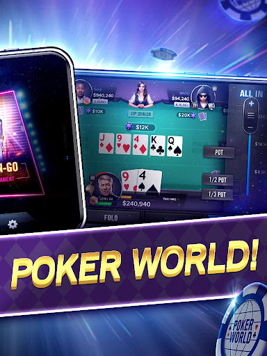 Poker World Mega Billions  screenshots 2