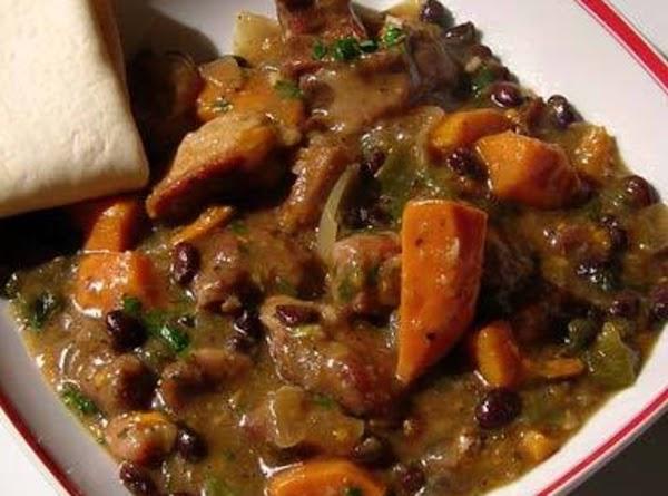 Latin American Pork Stew Recipe