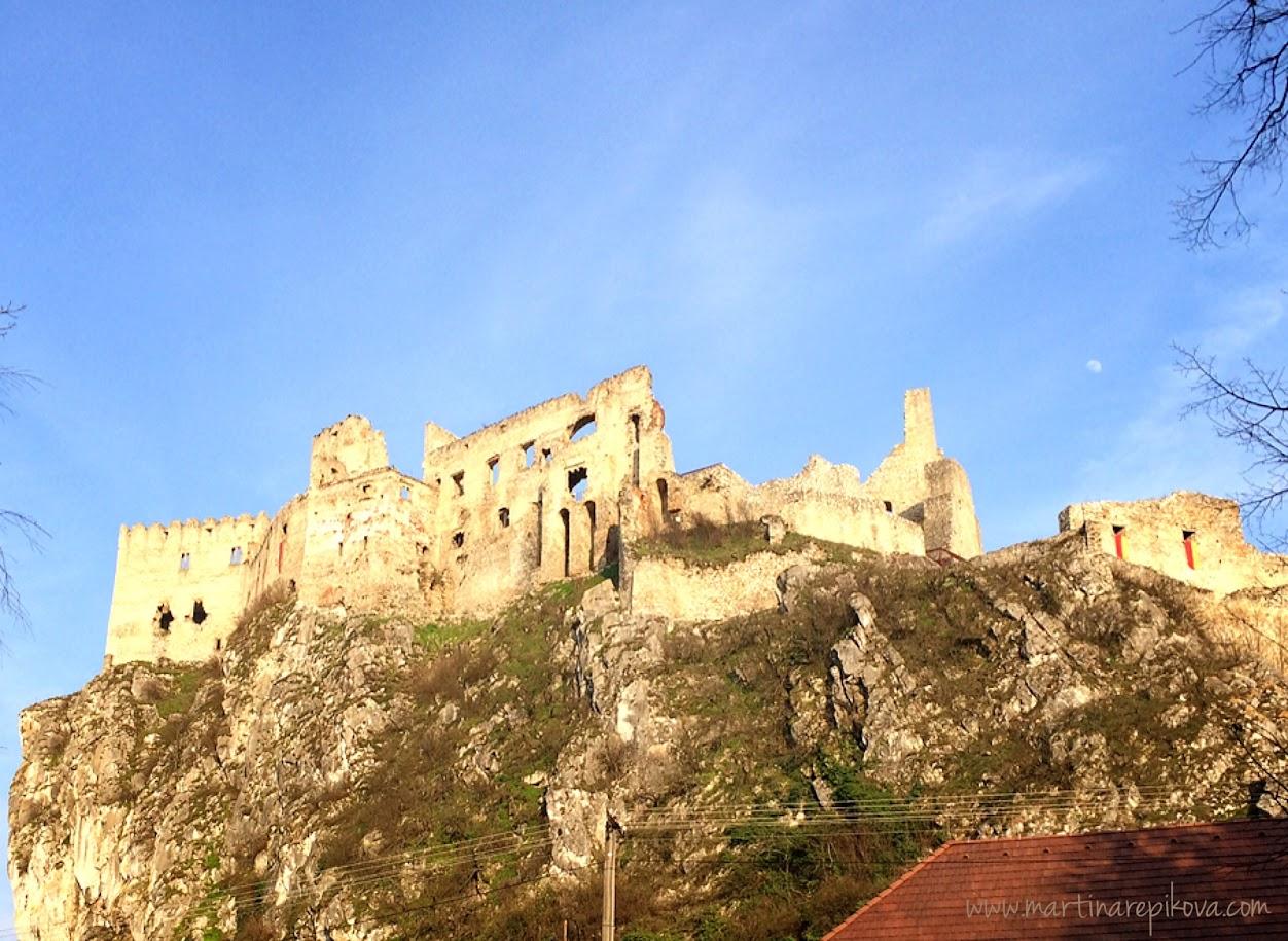 Beckov castle ruins, Slovakia