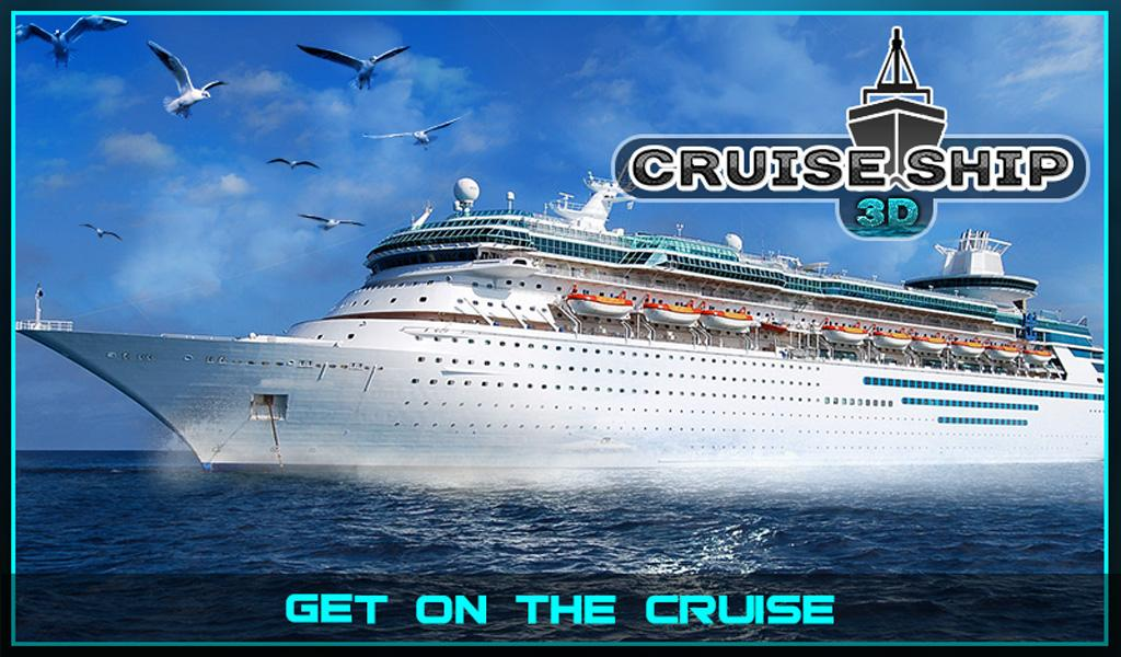 Cruise Ship Cargo Simulator 3D  Android Apps On Google Play