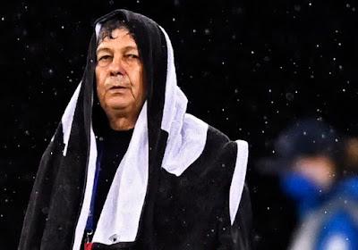 Coach van Dynamo Kiev zorgt in volle coronacrisis voor érg opvallend beeld op persconferentie