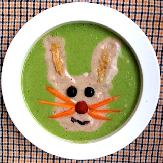 Bunny Smoothie Bowl
